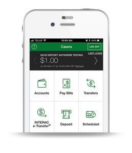 Casera Financial App